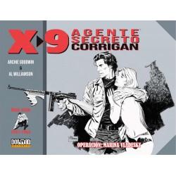 AGENTE SECRETO X-9. OPERACION MARINA VLADESKY