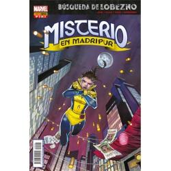 BUSQUEDA DE LOBEZNO: MISTERIO EN MADRIPUR 02