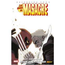 LAS MINIS DE MASACRE 12: MASACRE VS EL VIEJO LOGAN
