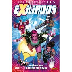 EXILIADOS 01. LA PRUEBA DEL TIEMPO