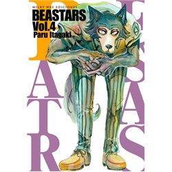 BEASTARS VOL 4