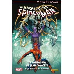 EL ASOMBROSO SPIDERMAN 33. EL FANTASMA DE JEAN DEWOLF (MARVEL SAGA 71)