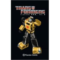 Transformers Marvel USA nº 03/08