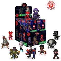 SPIDERMAN: INTO THE SPIDERVERSE - Mystery Minis: Animated