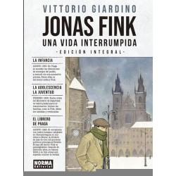 JONAS FINK. UNA VIDA INTERRUMPIDA. EDICIÓN ESPECIAL DVD