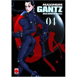 GANTZ MAXIMUM 04