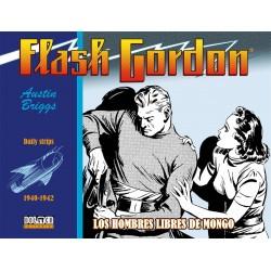 FLASH GORDON. LOS HOMBRES LIBRES DE MONGO 1940-1942