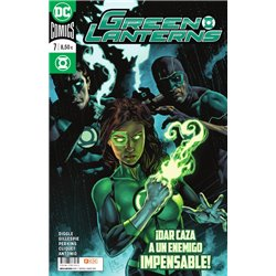GREEN LANTERNS NÚM. 07