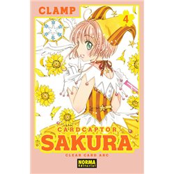 CARD CAPTOR SAKURA CLEAR CARD ARC 4