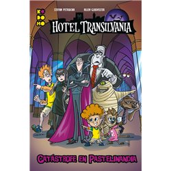 HOTEL TRANSILVANIA: CATÁSTROFE EN PASTELILANDIA