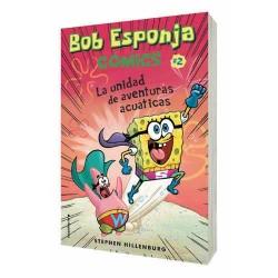 BOB ESPONJA 02. LA UNIDAD DE AVENTURAS ACUATICAS (COMIC)