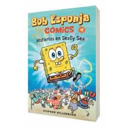 BOB ESPONJA 01. HISTORIAS EN SEALLY SEA (COMIC)