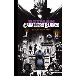 BATMAN: CABALLERO BLANCO - EDICIÓN LIMITADA DC BLACK LABEL EN B/N