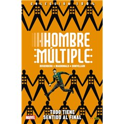 HOMBRE MULTIPLE. TODO TIENE SENTIDO AL FINAL