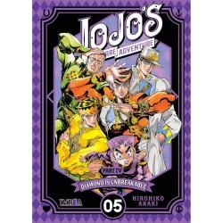 JOJO'S BIZARRE ADVENTURE PARTE 4: DIAMOND IS UNBREAKABLE 05