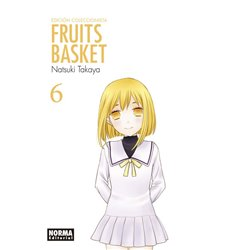 FRUITS BASKET ED. COLECCIONSITA 06