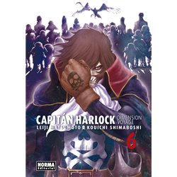 CAPITÁN HARLOCK 6 DIMENSIONAL VOYAGE