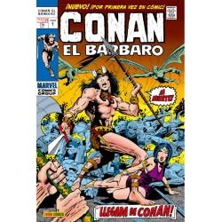 CONAN EL BARBARO: LA ETAPA MARVEL ORIGINAL 01. ¡LLEGA CONAN EL BARBARO!