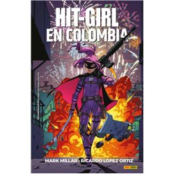 HIT GIRL EN COLOMBIA (COMIC)