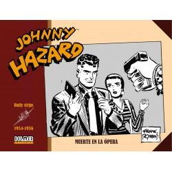JOHNNY HAZARD 1954-1956