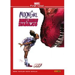MARVEL FIRST LEVEL 14: MOON GIRL Y DINOSAURIO DIABOLICO: BFF