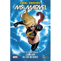 CAROL DANVERS: MS. MARVEL. LA MEJOR DE LAS MEJORES