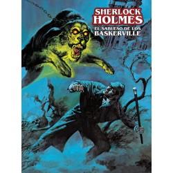 SHERLOCK HOLMES: EL SABUESO DE LOS BASKERVILLE (MARVEL LIMITED EDITION)