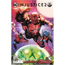 INJUSTICE: GODS AMONG US NÚM. 72/ 14