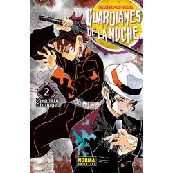 GUARDIANES DE LA NOCHE 02
