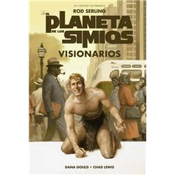 EL PLANETA DE LOS SIMIOS: VISIONARIOS