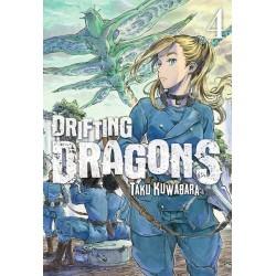 DRIFTING DRAGONS, VOL. 4