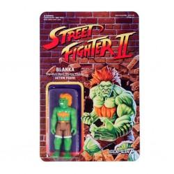 Street Fighter II Figuras ReAction 10 cm Blanka