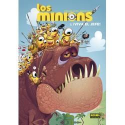 LOS MINIONS 3. ¡VIVA EL JEFE!