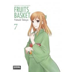 FRUITS BASKET ED. COLECCIONISTA 07