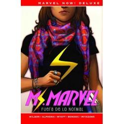 MS. MARVEL 01. FUERA DE LO NORMAL (MARVEL OMNIBUS)