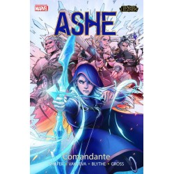 LEAGUE OF LEGENDS: ASHE. COMANDANTE