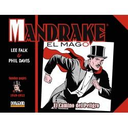 MANDRAKE EL MAGO 1949-1953