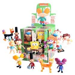 Nickelodeon Splat Minifiguras Action Vinyls 8 cm Wave 1