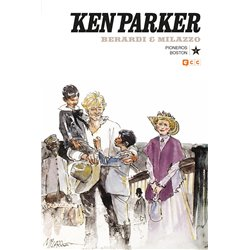 KEN PARKER NÚM. 27: PIONEROS/BOSTON