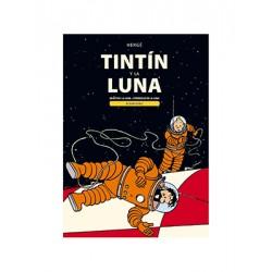 TINTÍN Y LA LUNA (ÁLBUM DOBLE ED JUVENTUD)