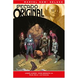 PECADO ORIGINAL (MARVEL NOW! DELUXE)