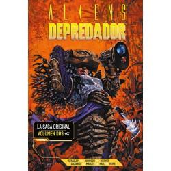 ALIENS VS DEPREDADOR. LA SAGA ORIGINAL 2