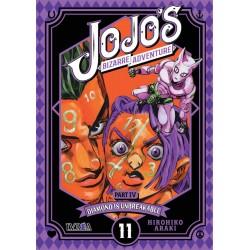 JOJO'S BIZARRE ADVENTURE PARTE 4: DIAMOND IS UNBREAKABLE 11