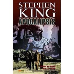 APOCALIPSIS DE STEPHEN KING 03. TIERRA DE NADIE/CAE LA NOCHE