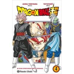 Dragon Ball Super nº 04