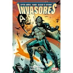 INVASORES 01. WAR GHOSTS