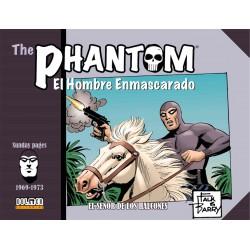 THE PHANTOM. EL HOMBRE ENMASCARADO (1969-1973) EL SEÑOR DE LOS HALCONES