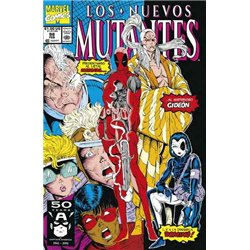 MARVEL FACSIMIL 11. THE NEW MUTANTS 98