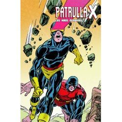 LA PATRULLA-X. LOS AÑOS PERDIDOS (MARVEL LIMITED EDITION)