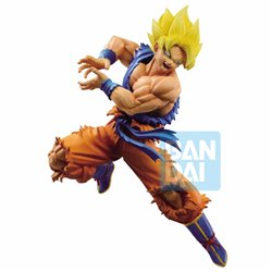 SUPER SAIYAN SON GOKU FIGURA 15.5 CM DRAGON BALL SUPER Z BATTLE